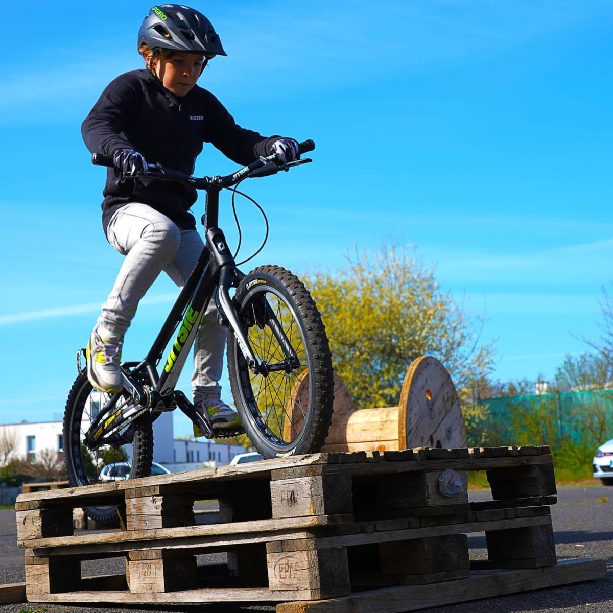 TSV Dudenhofen Fahrrad-Trial