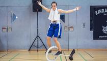 DM2019 Einrad-Freestyle - AK Einzelkür 19+ - Lara-Alissa Schmied - Thema Boxen - 7. Platz