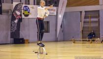 DM2019 Einrad-Freestyle - AK Einzelkür U15 - Lara Michael - Thema Sing - Der Film - 3. Platz