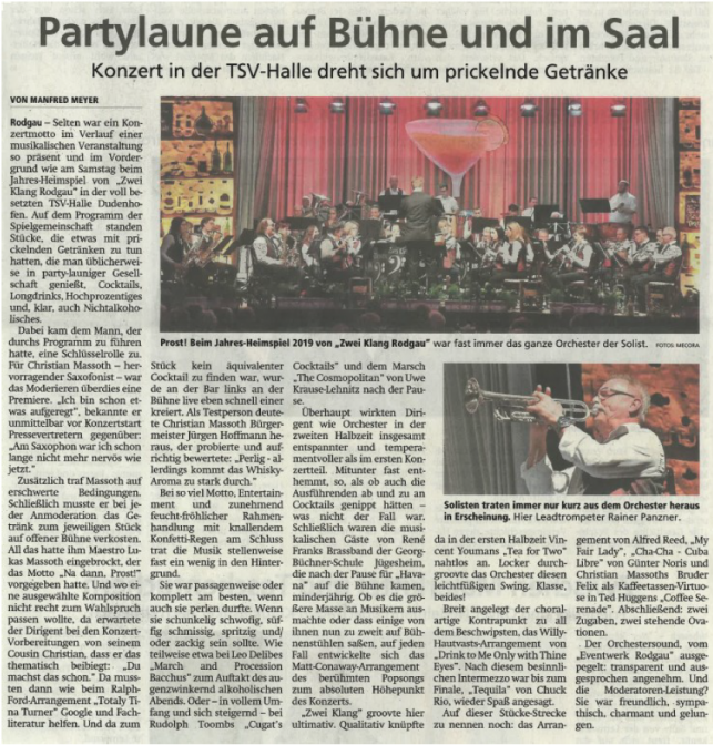 Offenbach Post 04.11.20119