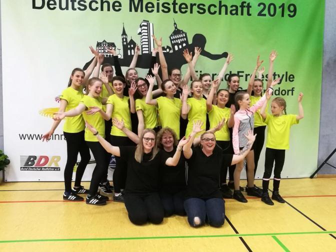 Unser Standardskill-Team 2019