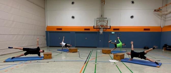 TSV Dudenhofen - Fitness-Sport - Boot Camp Herren