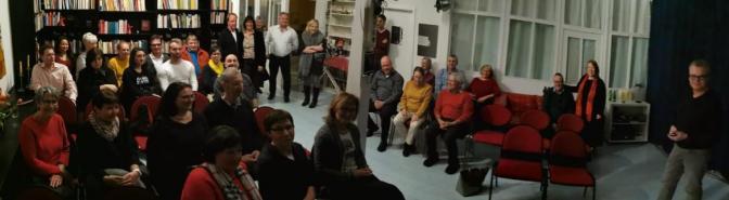 TSV im Theater - Don Camillo und Peppone