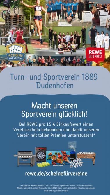 Vereinsscheine - TSV Dudenhofen